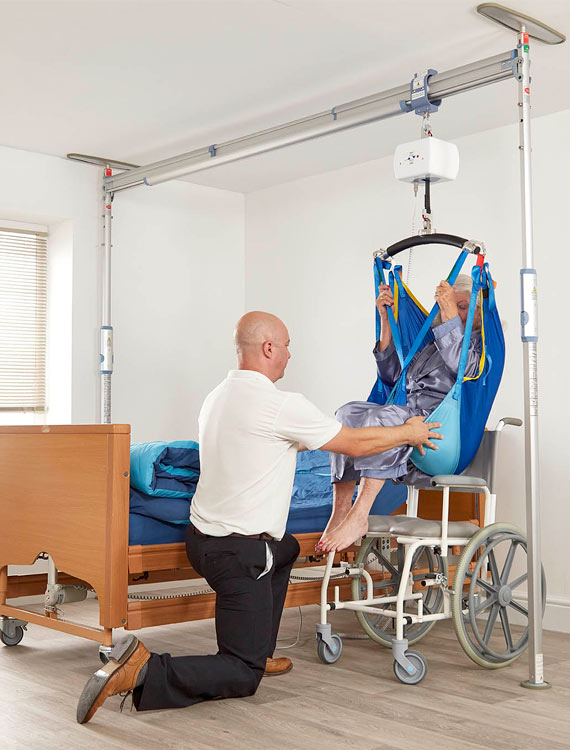 Excellent Patient Lift Systems Provider In Ny State Northstar Lifts Ncnpc Chair Design For Home Ncnpcorg
